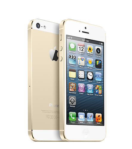 iPhone 5 /<br> 5S